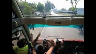 Pandawa87 Scania SHD Menyapa Bismania Dengan Teloletnya