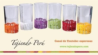 getlinkyoutube.com-Posavasos tipo canasta tejido en crochet
