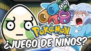 getlinkyoutube.com-Pokémon, ¿un juego de niños?