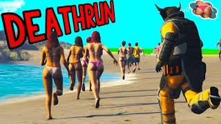 RUN FOR YOUR LIFE!!! (GTA 5 Funny Moments & EPIC FAILS)