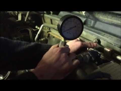 Замер компрессии в цилиндрах. Диагностика двигателя автомобиля в СПб.