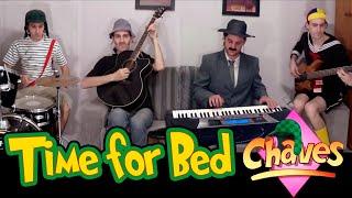 getlinkyoutube.com-Chaves e Chapolin #10 Time for bed (Eduardo e Giovani) By John Charles Fiddy