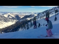 Skiing Snowbird Resort Overview Video Tour
