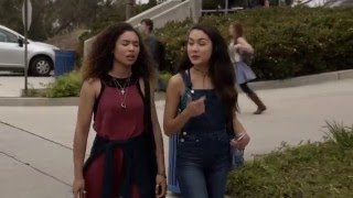 getlinkyoutube.com-Recovery Road 1x04 Sneak Peek: Maddie & Zach  | Freeform