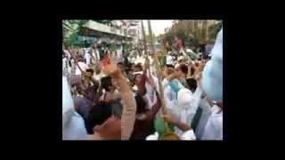 getlinkyoutube.com-Juloos Eid E Milad UN Nabi Mira Road (INDIA) 2013