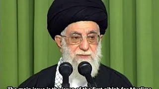 getlinkyoutube.com-Ayatullah Khamenei's Full speech at International Congress on Takfirism ( English Subtiltes)