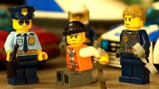 getlinkyoutube.com-Лего Сити Полиция 60138 Стремительная Погоня - Игрушки и Мультики для Детей - Видео Обзор