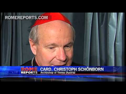 Cardinal Christoph Schnborn  born into noble family but dependent on charity