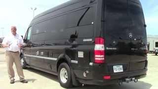 getlinkyoutube.com-Preowned 2012 Airstream Interstate 3500 Class B  Motorhome RV - Holiday World in Katy, Texas