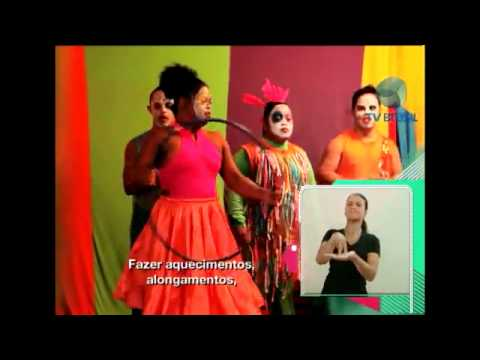Fernanda Honorato entrevista a bailarina Nádia - YouTube.flv