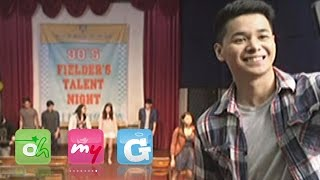 getlinkyoutube.com-Oh My G!: Fielder's Talent Night
