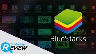 getlinkyoutube.com-สอนวิธีใช้ โปรแกรม BlueStacks จำลอง Android เล่น App แอนดรอยด์ บนคอม PC