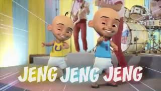 Upin & Ipin Jeng Jeng Jeng! feat Yubi Band  Official MTV