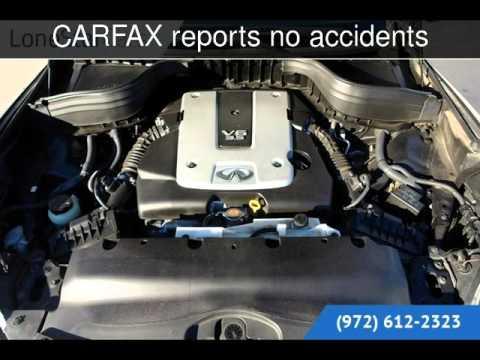 2011 Infiniti EX35 Journey Used Cars - Plano,Texas - 2016-01-13