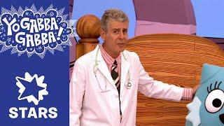 getlinkyoutube.com-Anthony Bourdain - Doctor Doctor - Yo Gabba Gabba!