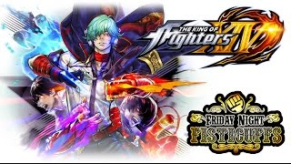 Friday Night Fisticuffs - The King of Fighters XIV