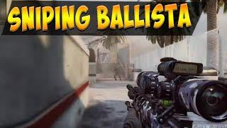 Ballista Sniper - FFA Black Ops 2 Gameplay Commentary
