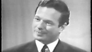 getlinkyoutube.com-Brian Epstein Interview - UK Tonight Show 1964
