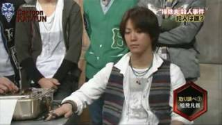 Kame and Jin with Lie detector (subs eng)