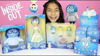 getlinkyoutube.com-NEW Disney Pixar Inside Out Movie Mystery Minis Blind Bags and Toys| B2cutecupcakes