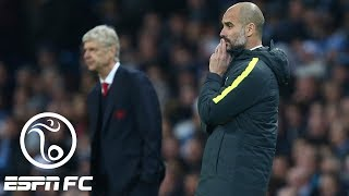 Who's better: Manchester City's 100-point team, or Arsenal's Invincibles? | ESPN FC