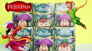 getlinkyoutube.com-Peter Pan Vinylmations Disney Toy Unboxing & Review