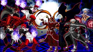 Orochi Iori Team Vs Nests Team