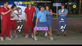 getlinkyoutube.com-Running Man—凌晨中的各種搞笑舞蹈大全EP5(保證笑死XD)