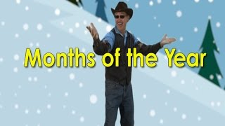 getlinkyoutube.com-Months Of The Year Song | Months of the Year Line Dance | 12 Months | Jack Hartmann