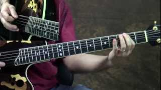 getlinkyoutube.com-Personal Jesus by Johnny Cash - How To Play Guitar Lesson