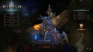 getlinkyoutube.com-Diablo III Season 8 WD Arachyr Firebats Starter Set T13