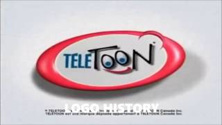 getlinkyoutube.com-Teletoon Logo History