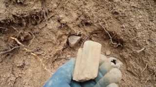 Prospecting and Digging Crystals at Devils Head, Colorado