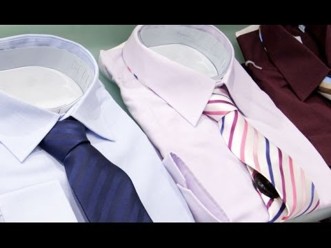 Cómo combinar camisa y corbata / How to wear shirt and tie
