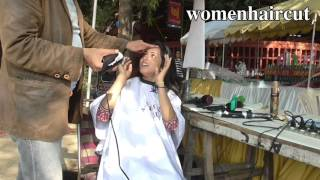 Trailer of Open Air Haircut Series