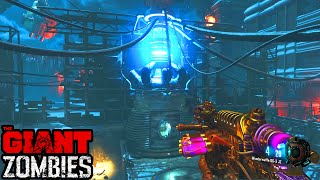 """Black Ops 3 Zombies - """"THE GIANT"""" Easter Egg Gameplay Walkthrough! (BO3 Zombies)"""