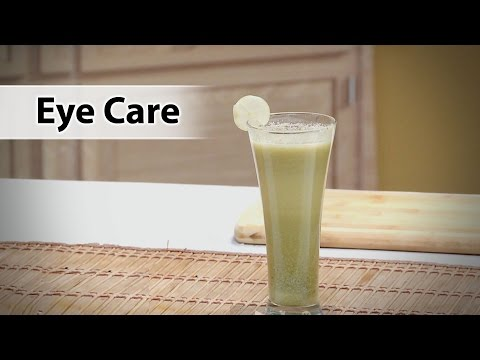 Ayurvedic Food for Eye Care