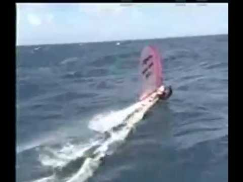 Windsurfing Hawaii, Laird and Naish Mix, Jaws and the North shore