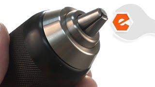 getlinkyoutube.com-Drill Repair - Replacing the Chuck (DeWALT Part # N196034)