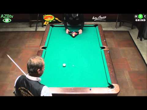Jayson Shaw vs Earl Strickland - 26th Annual Ocean State 9-Ball Championships