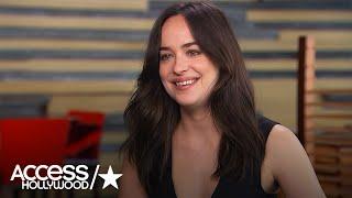 'Fifty Shades Darker': Dakota Johnson Reacts To How Buff Jamie Dornan Got For The Film