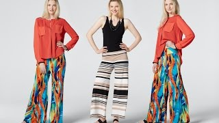 getlinkyoutube.com-How to Make Palazzo Pants | Teach Me Fashion