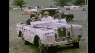 Land Rover 50 Year Adventure