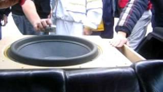 "getlinkyoutube.com-Ground Zero Plutonium 18"" 150+ db 12000Watt"