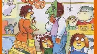 getlinkyoutube.com-Trick or Treat, Little Critter by Gina and Mercer Mayer.  Grandma Annii's Storytime