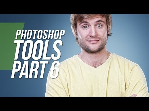 Photoshop Basics & tools Part 6