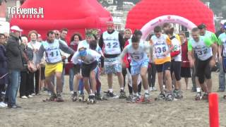 Sci di fondo on the beach – 4° edizione 2013