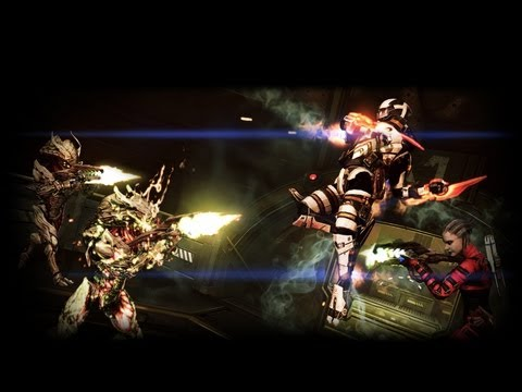 Mass Effect 3 | Retaliation (Multiplayer DLC)