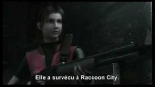 Resident Evil : Degeneration - Bande-annonce  (Français)