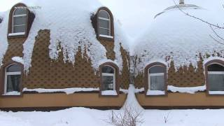 getlinkyoutube.com-Купольный дом архитектора Гребнева.